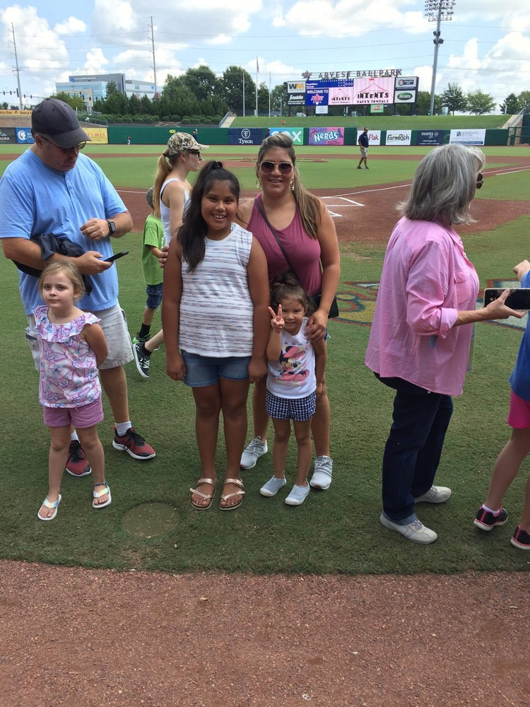 NWA Naturals Read for Labor Day