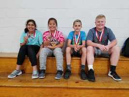 Stilwell Archery Meet Winners