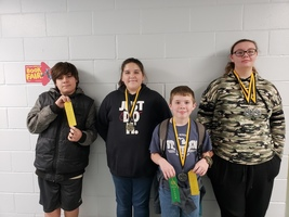 Hulbert Academic Meet Winners