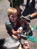 Fourth Grade Egg Drop Experiment
