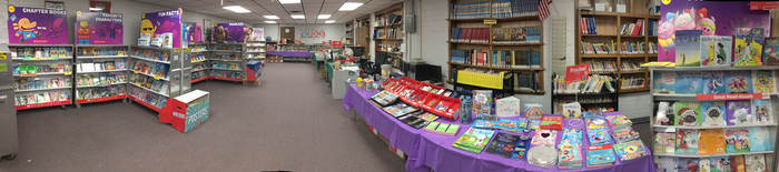 Zion School Book Fair