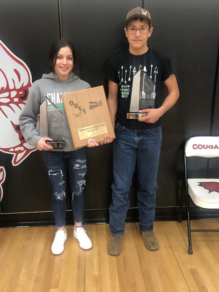 Snowda Watie top female shooter, Mason Oneal top male shooter